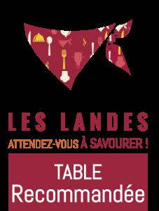 Le Renaissance est une table recommandée par Tourisme Gourmand des Landes